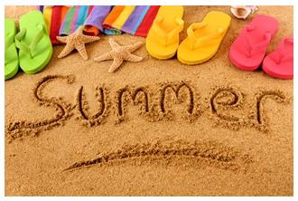Summer Holidays 2015
